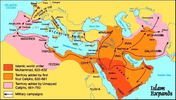 ANDALUSIA DAN ORNAMEN ISLAM PART 1 : CORDOBA – Ferdi ...