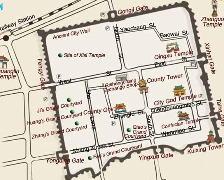 City-Map-of-Pingyao