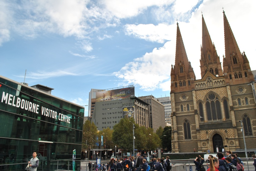 The Federation Square