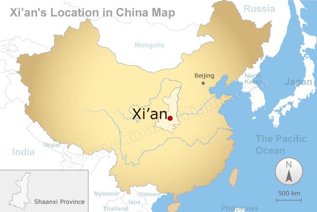 xian-map