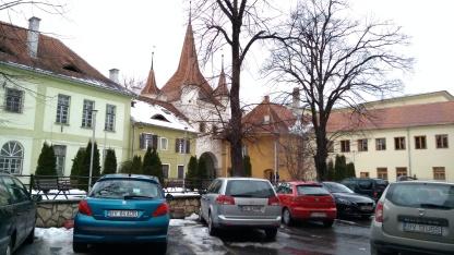 The Medieval Schei District